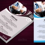 Web flyer templates projects